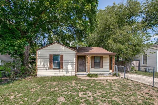 5112 Cantrell Street, Fort Worth, TX 76116 (MLS #14629127) :: 1st Choice Realty