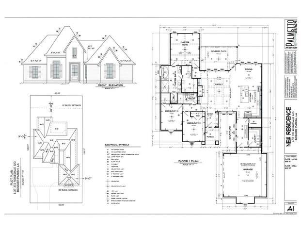 1361 Quincy Drive, Bossier City, LA 71111 (MLS #14629142) :: Wood Real Estate Group
