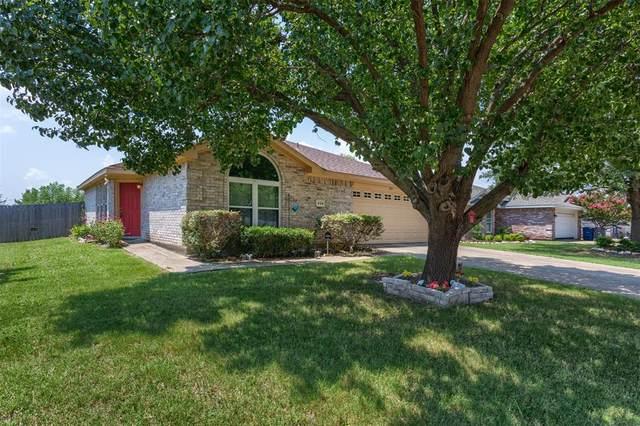 206 Lake Travis Drive, Wylie, TX 75098 (MLS #14629147) :: Real Estate By Design
