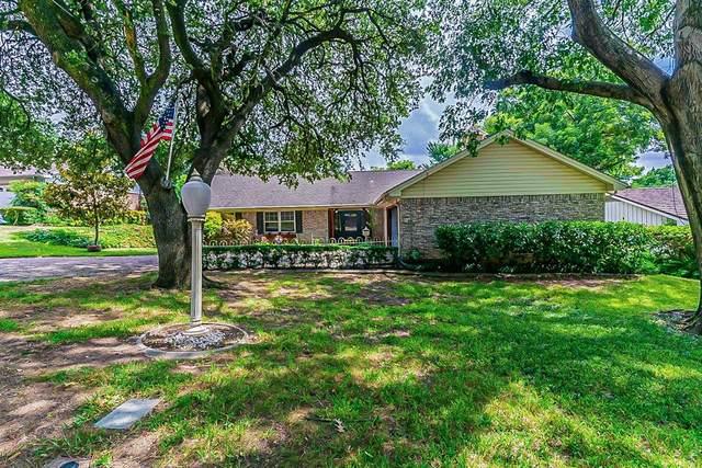 7504 Yolanda Drive, Fort Worth, TX 76112 (MLS #14629157) :: Rafter H Realty