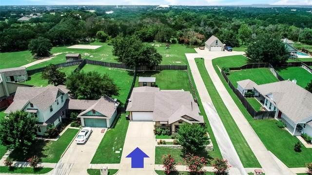 203 Camelot Street, Glen Rose, TX 76043 (MLS #14629178) :: The Mauelshagen Group