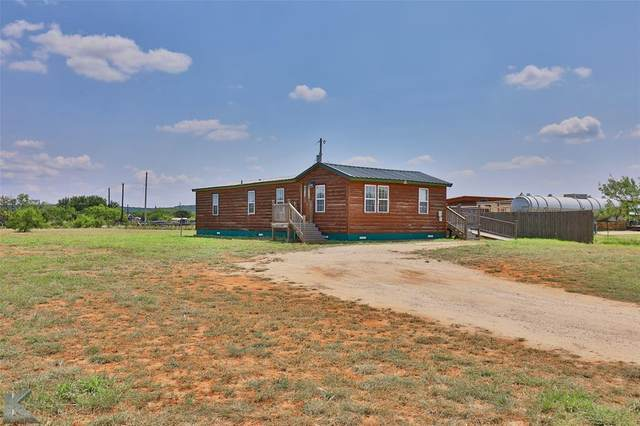 601 County Road 274, Tuscola, TX 79562 (MLS #14629214) :: The Chad Smith Team