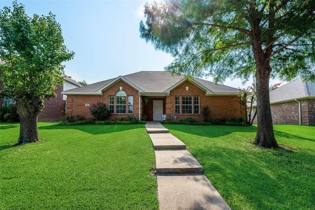 1862 Oak Bend Drive, Rockwall, TX 75087 (MLS #14629219) :: Real Estate By Design