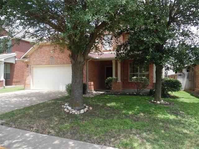 8829 Friendswood Drive, Fort Worth, TX 76123 (MLS #14629220) :: The Daniel Team
