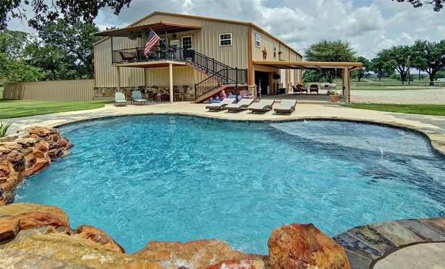 111 Tin Top Estates Road, Weatherford, TX 76087 (MLS #14629237) :: Robbins Real Estate Group