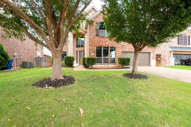 9972 Knoll Trace Way, Frisco, TX 75035 (MLS #14629253) :: Real Estate By Design