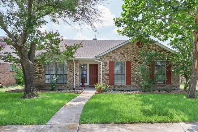 4113 Driscoll Drive, The Colony, TX 75056 (MLS #14629255) :: Wood Real Estate Group