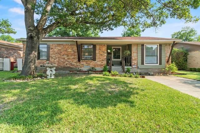2636 Oates Drive, Dallas, TX 75228 (MLS #14629272) :: Real Estate By Design