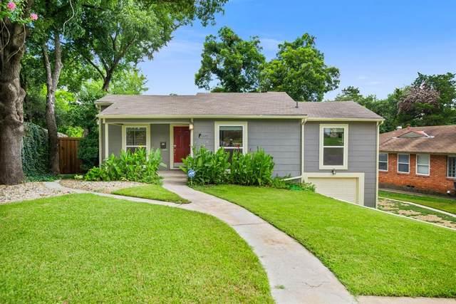 1220 Woodlawn Avenue, Dallas, TX 75208 (MLS #14629297) :: Real Estate By Design