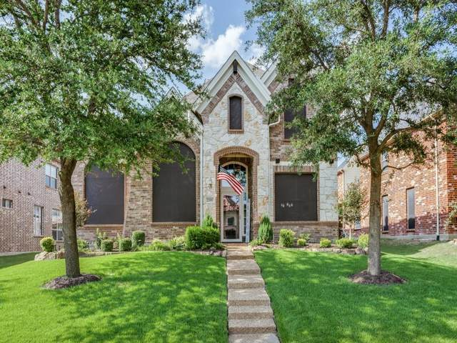 2300 Kittyhawk Drive, Frisco, TX 75033 (MLS #14629301) :: 1st Choice Realty