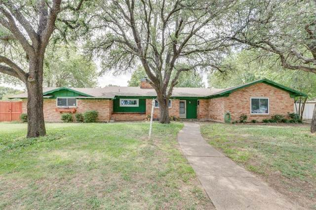 6924 Rebel Road, Forest Hill, TX 76140 (MLS #14629305) :: Wood Real Estate Group