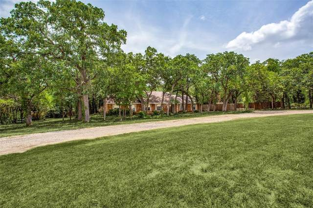 1416 Country Club Road, Argyle, TX 76226 (MLS #14629319) :: Real Estate By Design