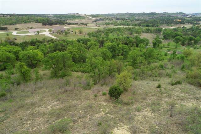 Lot 752 Sawtooth Mountain Road, Possum Kingdom Lake, TX 76449 (MLS #14629323) :: Real Estate By Design
