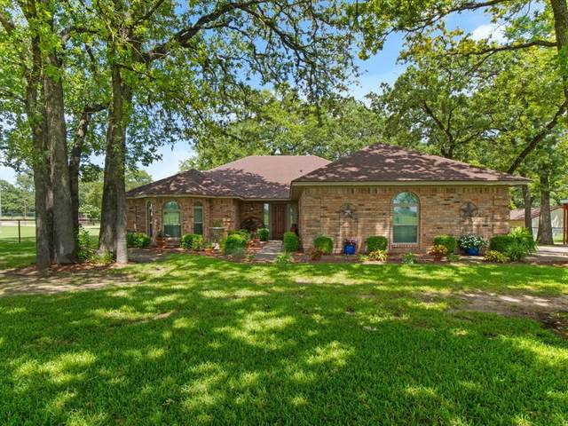 713 Greenwood Cut Off Road, Weatherford, TX 76088 (MLS #14629349) :: Rafter H Realty
