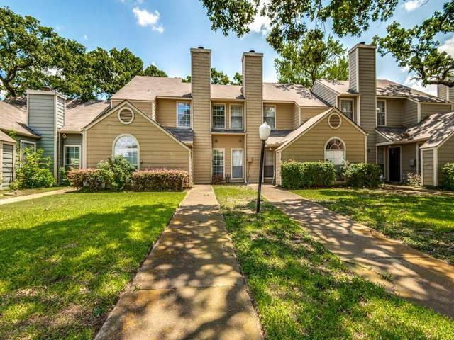 716 Bel Aire Crest, Irving, TX 75061 (MLS #14629352) :: VIVO Realty