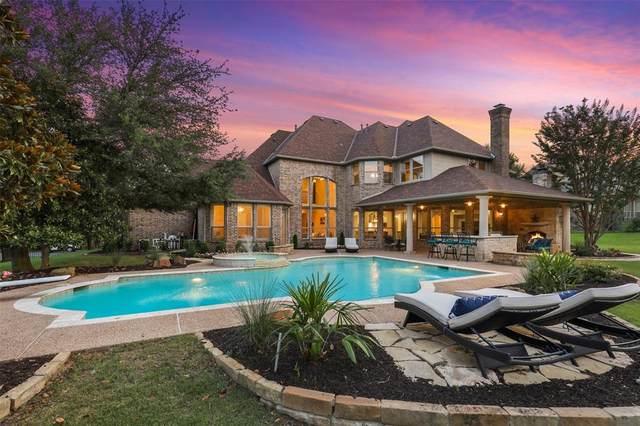 1817 Broken Bend Drive, Westlake, TX 76262 (MLS #14629359) :: Real Estate By Design