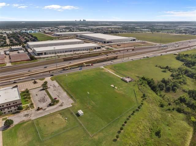4805 Ne Loop 820, Fort Worth, TX 76137 (MLS #14629364) :: 1st Choice Realty