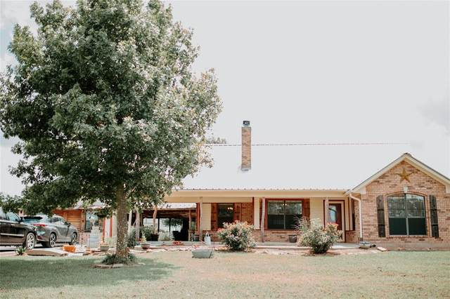 5873 County Road 4502, Wolfe City, TX 75496 (MLS #14629367) :: All Cities USA Realty