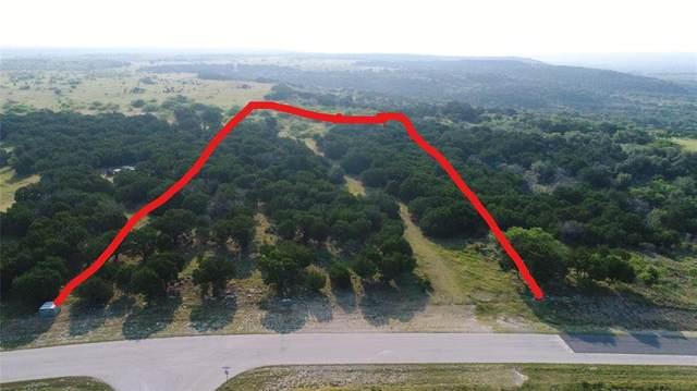 Lot 368 Canyon Wren, Possum Kingdom Lake, TX 76449 (MLS #14629370) :: Trinity Premier Properties