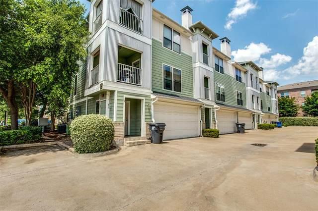 2415 Stutz Drive I, Dallas, TX 75235 (MLS #14629391) :: Real Estate By Design