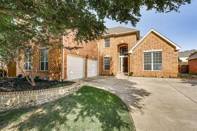 1216 Canyon Creek Drive, Mckinney, TX 75072 (MLS #14629396) :: The Rhodes Team