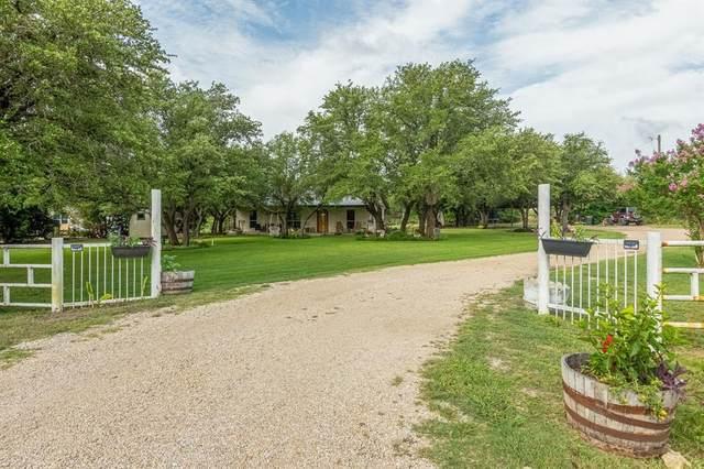 124 Ridgeview Drive, Azle, TX 76020 (MLS #14629402) :: Real Estate By Design