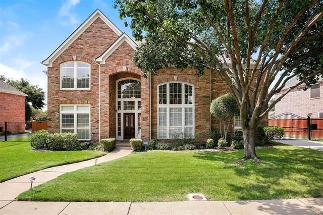 3605 Acton Drive, Flower Mound, TX 75022 (MLS #14629411) :: Real Estate By Design