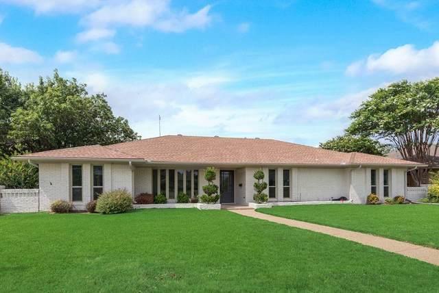 3411 Whirlaway Road, Dallas, TX 75229 (MLS #14629422) :: Wood Real Estate Group