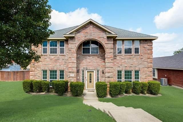 523 Round Rock Drive, Desoto, TX 75115 (MLS #14629432) :: RE/MAX Pinnacle Group REALTORS