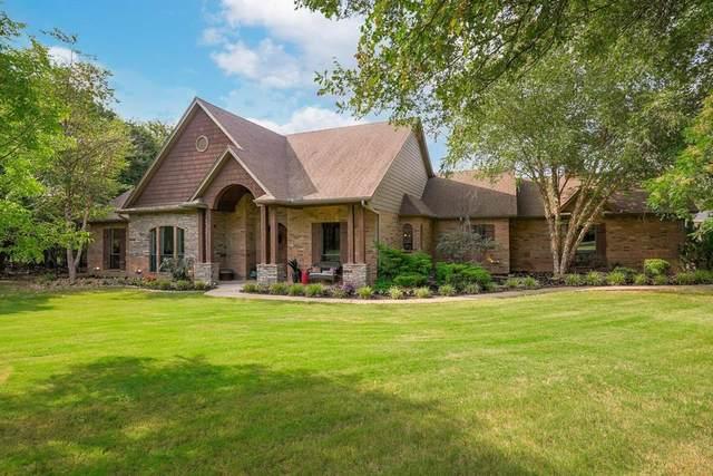 3907 Wichita Trail, Flower Mound, TX 75022 (MLS #14629434) :: The Rhodes Team