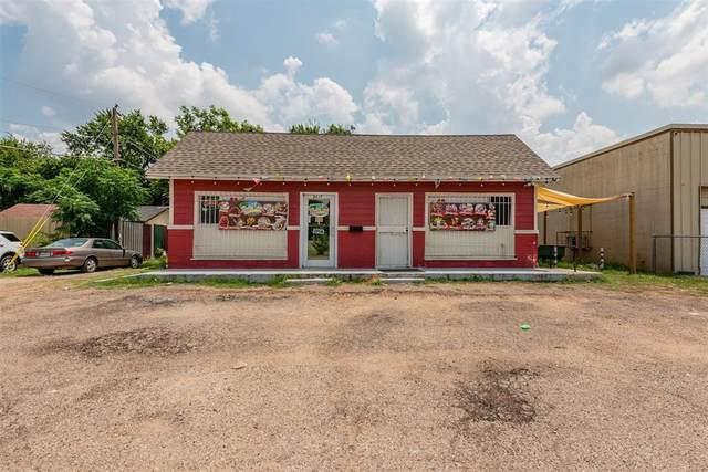 2817 Vaughn Boulevard, Fort Worth, TX 76105 (MLS #14629442) :: Real Estate By Design