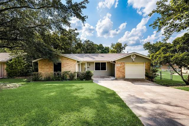 337 Clary Drive, Mesquite, TX 75149 (MLS #14629443) :: Real Estate By Design