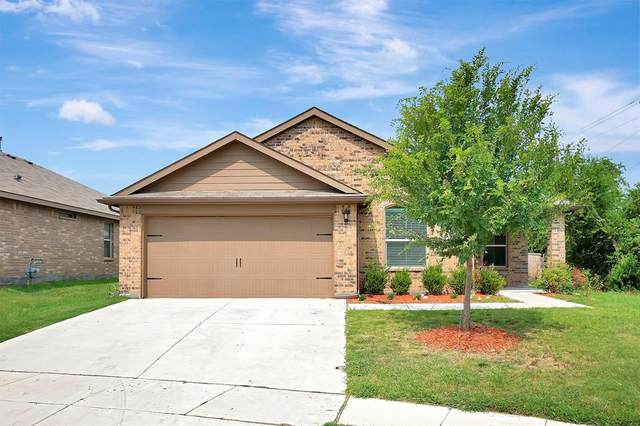 945 Loftin Street, Crowley, TX 76036 (MLS #14629450) :: Real Estate By Design