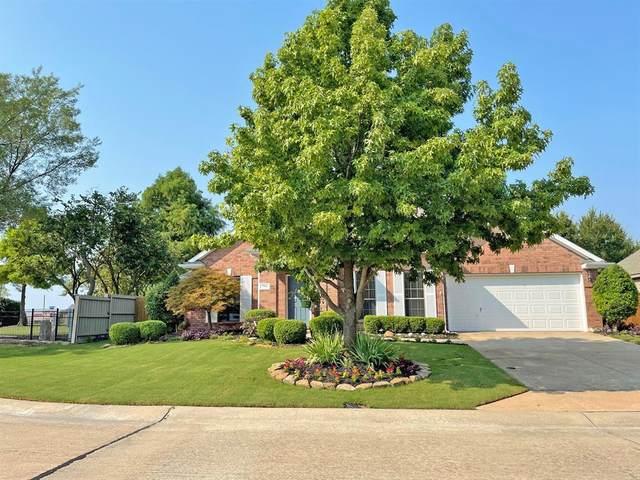 7901 Goldfinch Drive, Mckinney, TX 75072 (MLS #14629488) :: Real Estate By Design