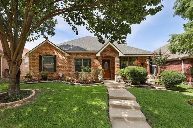 1611 Woodhaven Court, Allen, TX 75002 (MLS #14629499) :: Real Estate By Design