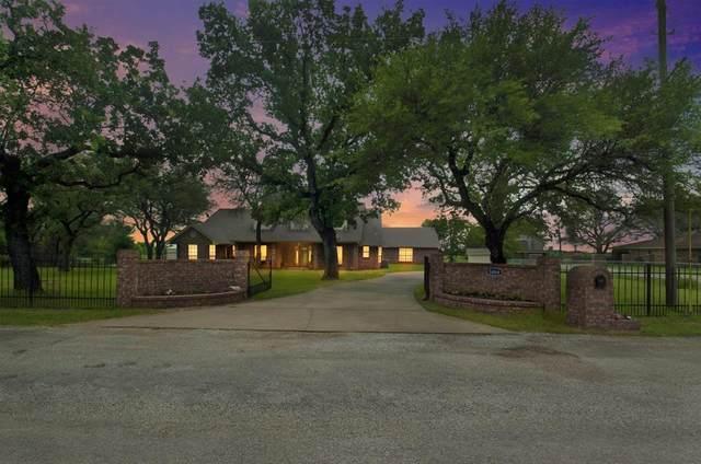 3809 Dunn Court, Granbury, TX 76049 (MLS #14629511) :: The Kimberly Davis Group