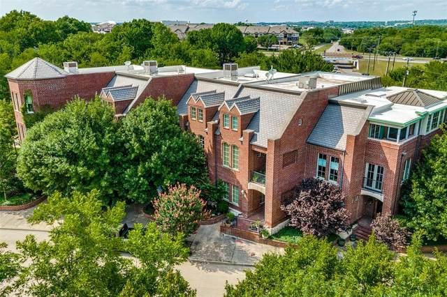 5 Leonard Trail, Westworth Village, TX 76114 (MLS #14629520) :: Real Estate By Design