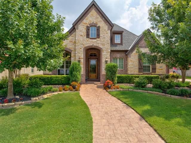 6617 Fairway Drive, Westworth Village, TX 76114 (MLS #14629525) :: Real Estate By Design