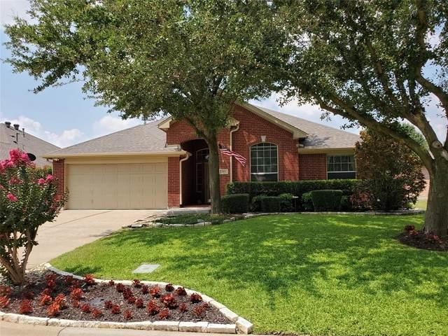 707 San Antonio Trail, Mansfield, TX 76063 (MLS #14629530) :: RE/MAX Pinnacle Group REALTORS