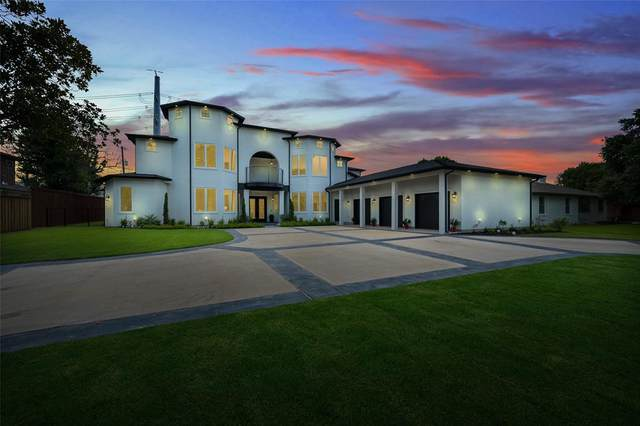 11041 Lawnhaven Road, Dallas, TX 75230 (MLS #14629581) :: Real Estate By Design