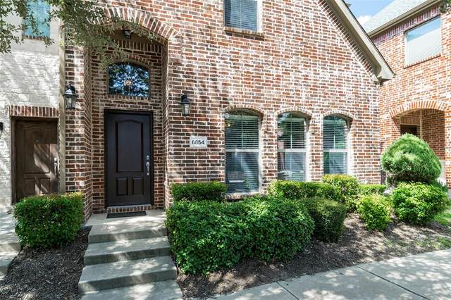 6854 Massa Lane, Frisco, TX 75034 (MLS #14629584) :: Premier Properties Group of Keller Williams Realty