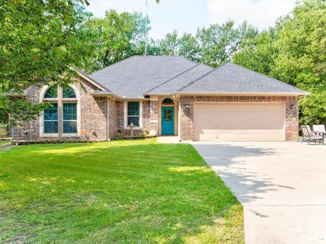 941 Timber Wild Drive, Weatherford, TX 76087 (MLS #14629587) :: The Chad Smith Team