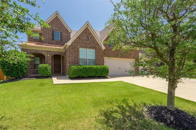 6137 Lamb Creek Drive, Fort Worth, TX 76179 (MLS #14629588) :: Real Estate By Design