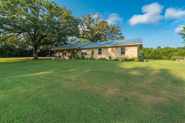 83 County Road 2025, Klondike, TX 75448 (MLS #14629594) :: Real Estate By Design