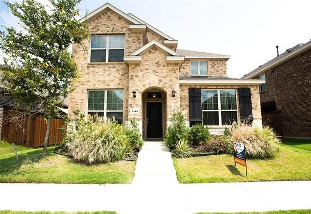 2145 Barx Drive, Little Elm, TX 75068 (MLS #14629613) :: Rafter H Realty