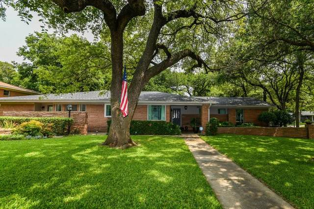 3929 South Drive, Fort Worth, TX 76109 (MLS #14629615) :: Wood Real Estate Group