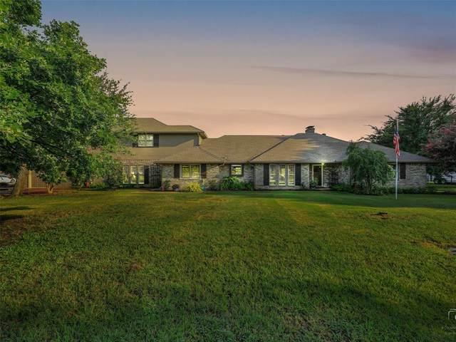 7 Chisholm Trail, Lucas, TX 75002 (MLS #14629616) :: The Hornburg Real Estate Group