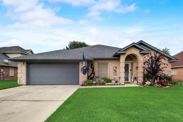 300 Parkview Drive, Saginaw, TX 76179 (MLS #14629624) :: The Krissy Mireles Team