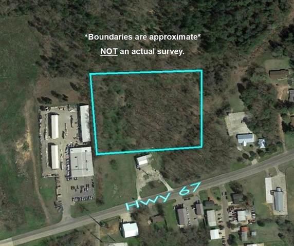 000 W Highway 67, Mount Pleasant, TX 75455 (MLS #14629629) :: The Kimberly Davis Group
