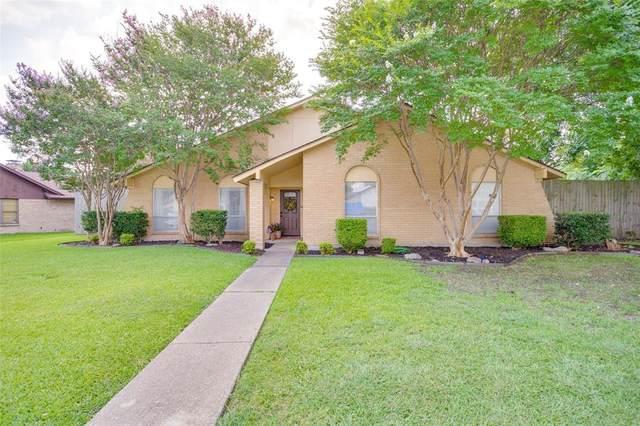 3324 Wentworth Street, Plano, TX 75075 (MLS #14629630) :: The Mauelshagen Group